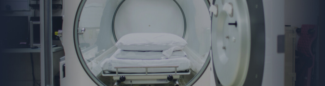 Can going into a hyperbaric oxygen chamber make you live longer?