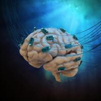 Transcranial direct current stimulation picture