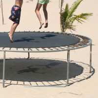 Use rebounder picture