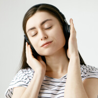 Listen to Calming Sounds picture