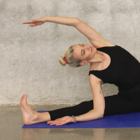 Stretching picture