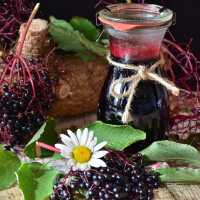 Take Elderberry Syrup picture