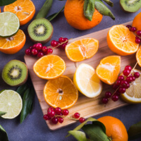 Vitamin C picture