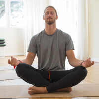 Meditation picture