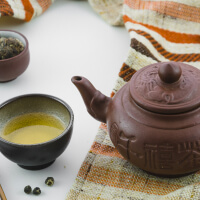 Drink Oolong Tea picture