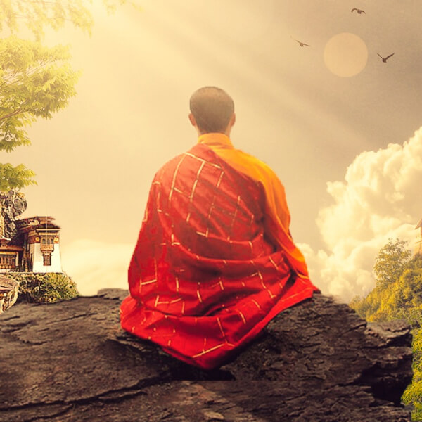 то, картинка монах с розой мировой науке было