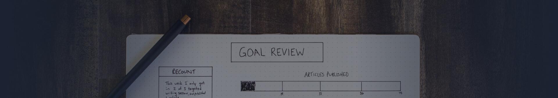 Review Goals